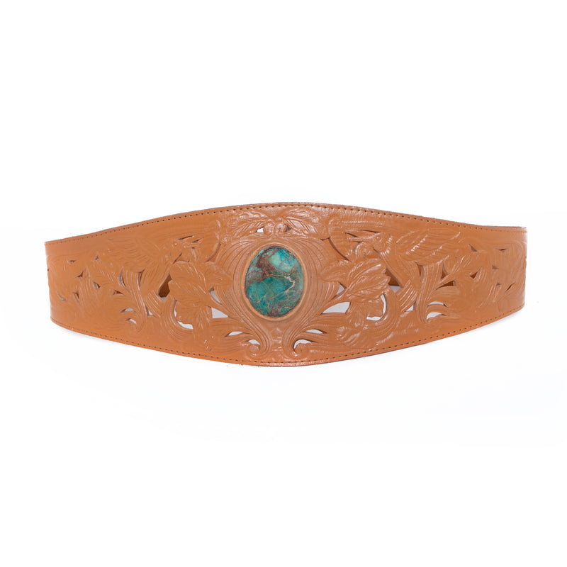 Pachamama Cut-Out Belt - Jodi Lee