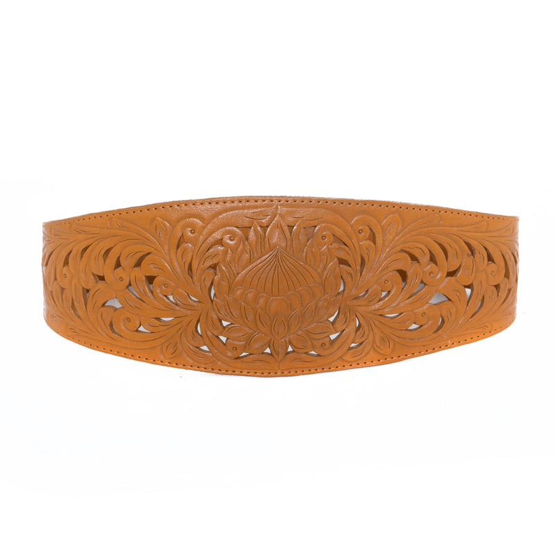Protea Cut-Out Belt - Jodi Lee