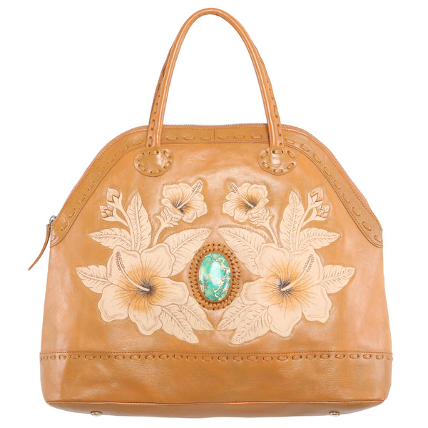 Queen Hibiscus Bag - Jodi Lee