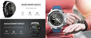 Sport Smart Watch | The Pamplemousse
