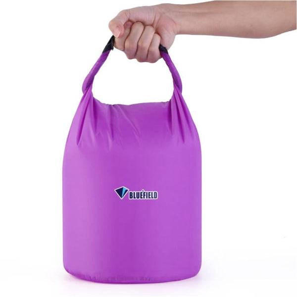 10L-20L Ultralight Outdoor Swimming Waterproof Camping Snorkeling Rafting Storage Dry Bag - Purple / 10L - Free Shipping - Accessories -