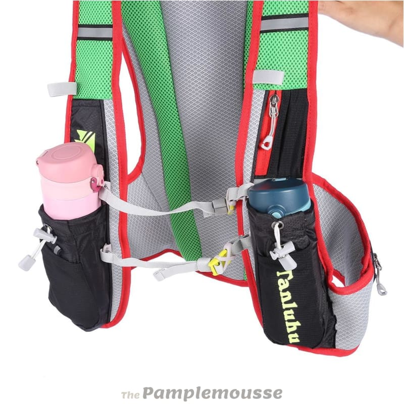 4a8b071b9ef0 15L Outdoor Hydration Backpack Running Trail Cycling Sport Vest Hydro Bag  Climbing Hiking Cycling Rucksack -