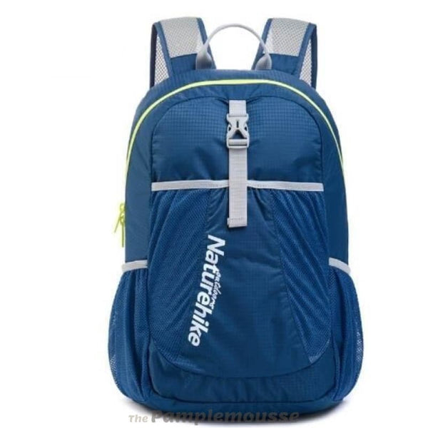 22L Ultralight Hiking Backpack Sports Travel Rucksack Outdoor Leisure School Backpack - Navy Blue - Free Shipping - Outdoor - Bags - $29.00