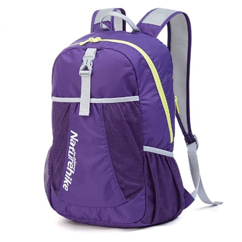 22L Ultralight Hiking Backpack Sports Travel Rucksack Outdoor Leisure School Backpack - Purple - Free Shipping - Outdoor - Bags - $29.00 |