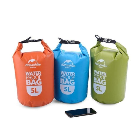 2L-5L Ultralight Outdoor Waterproof Bag Camping Kayaking Watersport Dry Bag - Free Shipping - Outdoor - Bags - $15.00 | The Pamplemousse