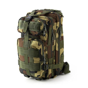 30L Outdoor Neutral Adjustable Military Tactic Backpack Rucksacks Hiking Travel - Jungle - Free Shipping - Outdoor - Bags - $29.00 | The