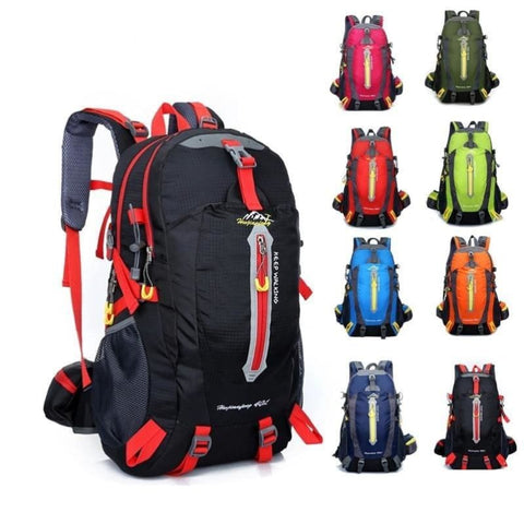 40L Waterproof Trekking Backpack Mountain Sports Bag Camping Cycling Hiking Ski Backpack - Free Shipping - Outdoor - Outdoor - $39.00 | The