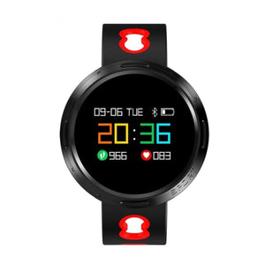 Best Smartwatch Ip68 Waterproof Heart Rate Blood Pressure Monitor Sms Push Fitness Tracker Wristband - Free Shipping - Sports - Electronics