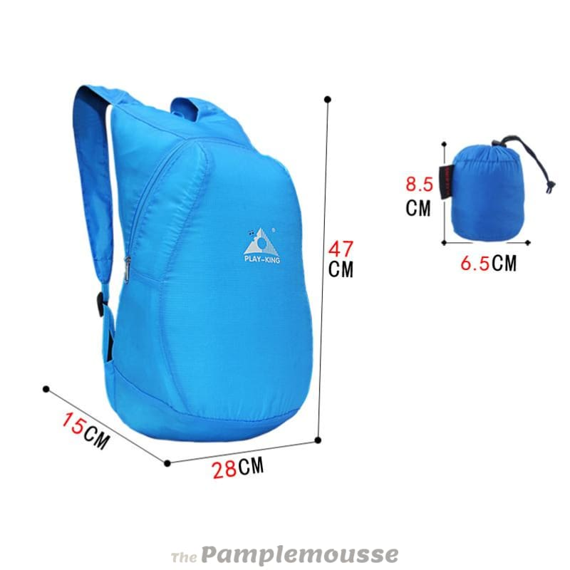 a8438191b6 Foldable 20L Lightweight Waterproof Nylon Backpack Ultralight Outdoor  Folding Pack For Travel - Free Shipping -