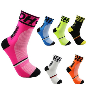 High-Quality Unisex Running Basketball Sports Socks Cycling Socks - Free Shipping - Sports - Clothing - $9.00 | The Pamplemousse