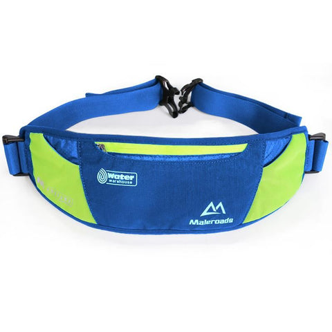 Hot Sale! Men & Women Ultralight Running Waist Pack Jogging Mobile Phone Bag - Blue - Free Shipping - Outdoor - Outdoor - $20.00 | The