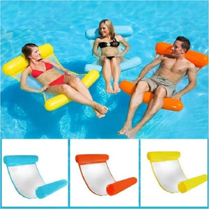 Inflatable Swimming Pool Mattress Fun Pool Water Mat Floating Water Bed - Free Shipping - Outdoor - Gear - $19.00 | The Pamplemousse