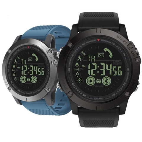 Iphone Android Compatible Waterproof Rugged All-Weather Monitoring Smartwatch - Free Shipping - Electronics - Electronics - $39.00 | The