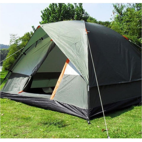 Large Capacity 3-4 Person 4 Season Double Layer Outdoor Camping Tent - Free Shipping - Outdoor - Gear - $99.00 | The Pamplemousse