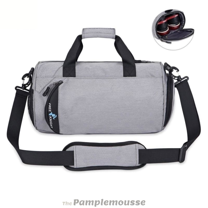 2afd68c514 Lightweight 16L-25L Fitness Gym Bag With Shoes Storage Waterproof Sport  Training Handbag Outdoor Travel