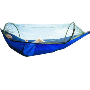 Lightweight Portable Camping Hammock With Bug Net Easy Setup Army Hanging Hammock - Free Shipping - Outdoor - Gear - $39.00 | The