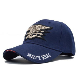 Men High Quality Us Navy Baseball Cap - Navy Seals Cap - Navy Blue - Free Shipping - Fashion - Accessories - $13.00 | The Pamplemousse