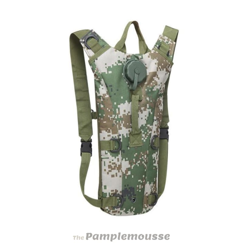 9f62291a7b Military Tactical Hydration Pack 3L Water Molle Military Backpack Outdoor  Camping Camel Pack - 07 Shu