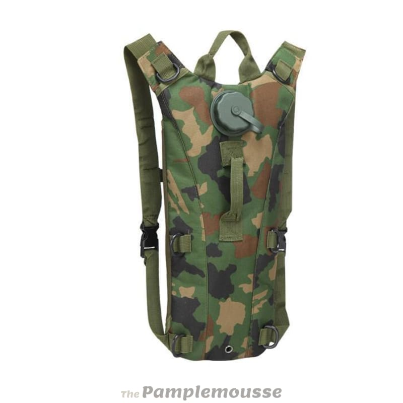 d046c21426 Military Tactical Hydration Pack 3L Water Molle Military Backpack Outdoor  Camping Camel Pack - Mi Cai