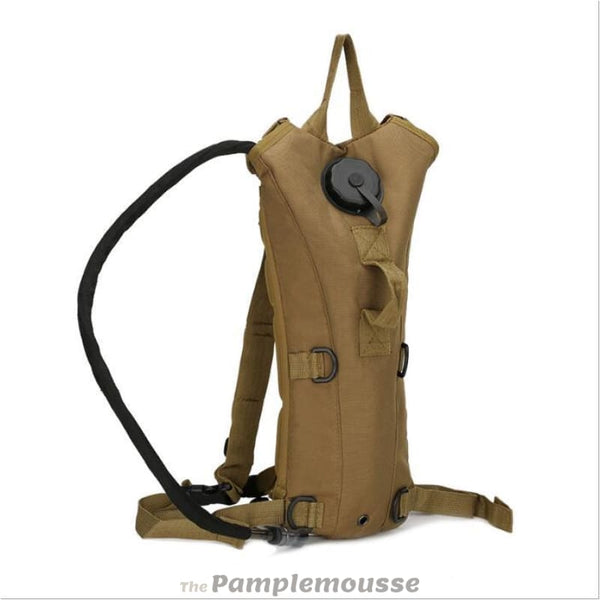 Military Tactical Hydration Pack 3L Water Molle Military Backpack Outdoor Camping Camel Pack - Ni Se - Free Shipping - Outdoor - Outdoor -