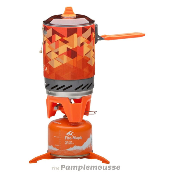 Outdoor Personal Cooking System Hiking Camping Gear Portable Best Propane Gas Stove Burner Set - Free Shipping - Outdoor - Gear - $79.00 |
