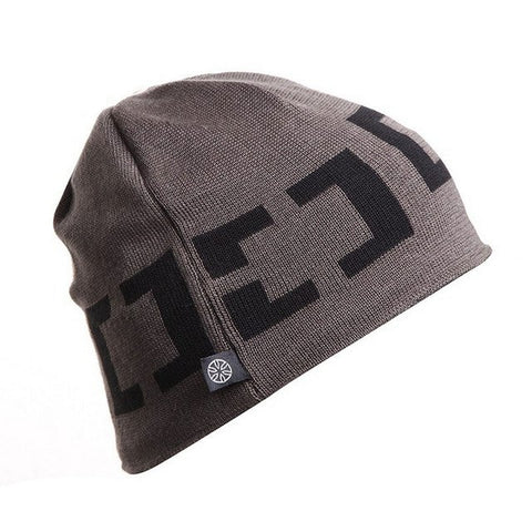 Men's Winter Skating Cap Hat Warm Casual Slouch Beanie