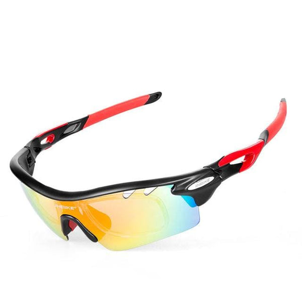 Professional Polarized Cycling Glasses Casual Sports Outdoor Sunglasses 4 Colors - Black - Free Shipping - Outdoor - Outdoor - $19.00 | The