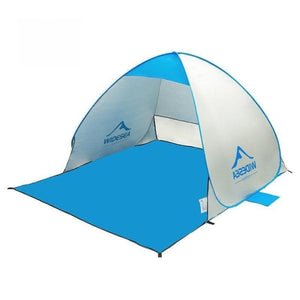 Quick Automatic Beach Tent Pop Up Open 1-2Person Anti Uv Sun Shelter - Free Shipping - Outdoor - Gear - $49.00 | The Pamplemousse