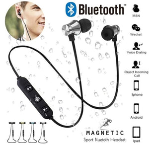 Running Wireless Headphones Bluetooth Earphones Sports Headset For Iphone Android Smartphones - Free Shipping - Sports - Electronics - $9.00