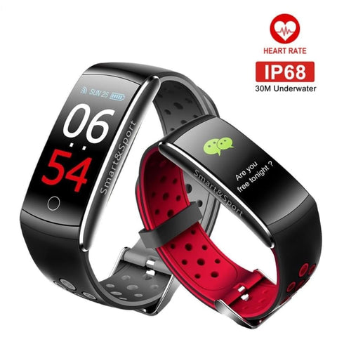 Smart Watch Blood Pressure Heart Rate Monitor Sports Bracelet Fitness Tracker - Free Shipping - Electronics - Electronics - $29.00 | The