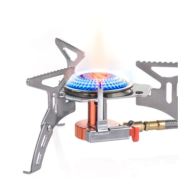 Split Outdoor Burner Collapsible Multi-Function For Picnic Camping - Free Shipping - Outdoor - Gear - $39.00 | The Pamplemousse