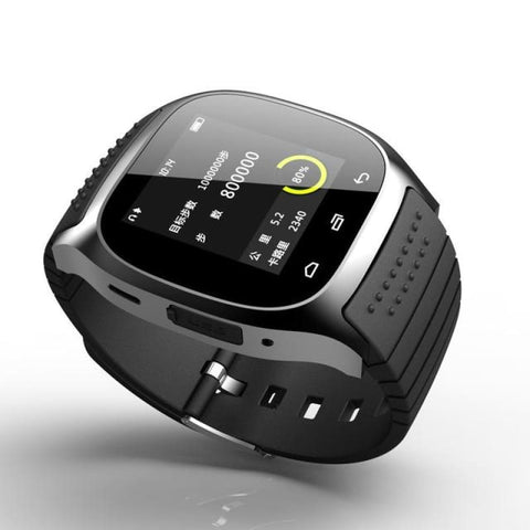 Sport Bluetooth Smart Watch Fitness Pedometer Activitytracker - Black - Free Shipping - Electronics - Electronics - $20.00 | The