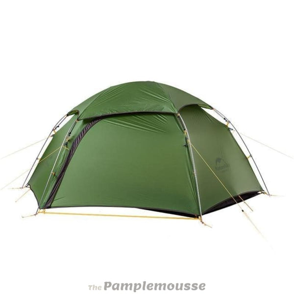 Ultralight Best Mountaineering Expedition Tent 2 Person Winter Camping Hiking Outdoor Tent - Green - Free Shipping - Outdoor - Gear -