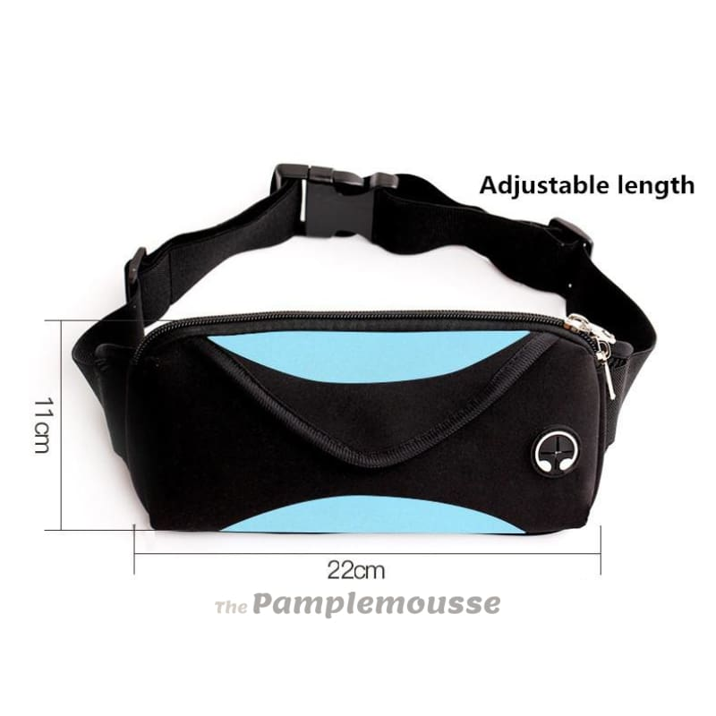 ca85dbc810b632 Unisex Sport Waist Pack Travel Running Waist Bag Waterproof Wallet Pouch Bag  - Free Shipping -