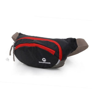 Waterproof Large Capacity Ultralight Multifunction Travel Sport Waist Bag - Black - Free Shipping - Outdoor - Outdoor - $22.00 | The