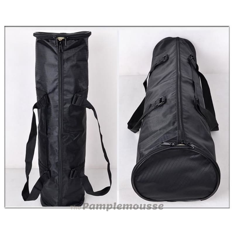 23325c0452 Waterproof Yoga Bag Gym Mat Bag Yoga Pilates Mat Case - Black - Free  Shipping -