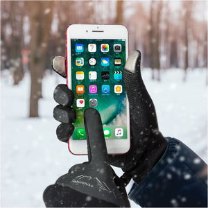 Winter Outdoor Sports Gloves Touch Screen Warmest Gloves Full Finger Gloves - Free Shipping - Outdoor - Accessories - $19.00 | The