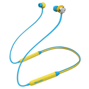 Wireless Bluetooth Active Noise Cancelling Sports Headset Stereo For Iphone And Android Mobile Phones - Yellow - Free Shipping - Electronics