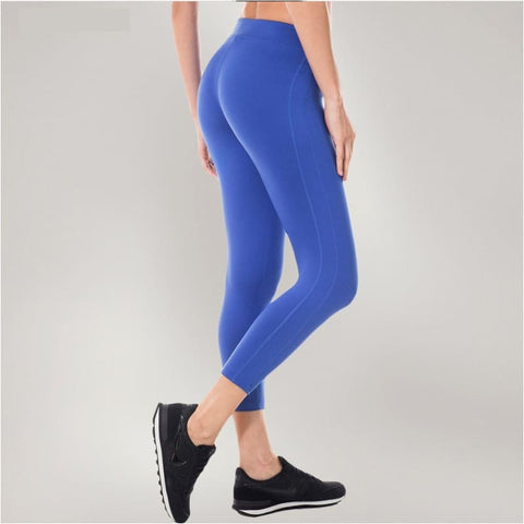 Womens Activewear Running Workout Sports Capri Tight Fit Leggings Pants - Free Shipping - Sports - Clothing - $19.00 | The Pamplemousse