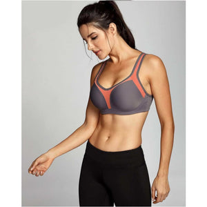 Womens High Impact Running Bra Maximum Support Top Fitness Bra - Free Shipping - Sports - Clothing - $22.00 | The Pamplemousse
