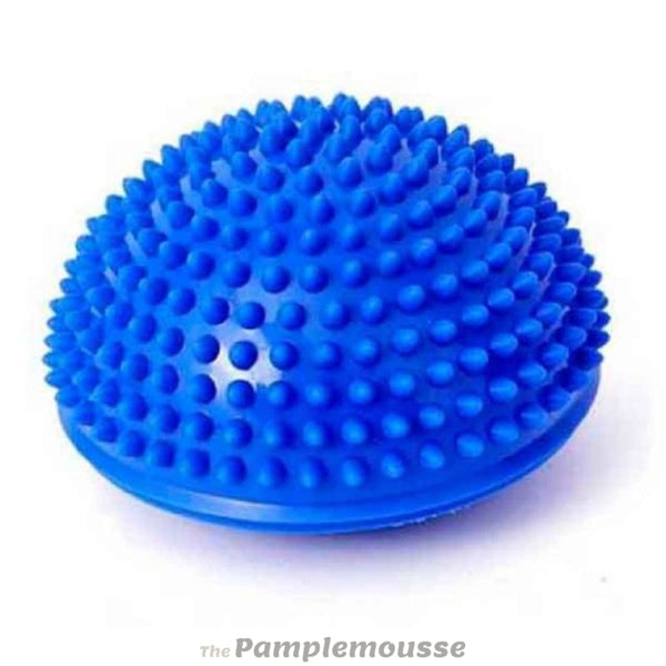Yoga Balance Trainer Pod Fitness Training Appliance Exercise Yoga Massage Half Ball - Blue - Free Shipping - Sports - Gear - $10.00 | The