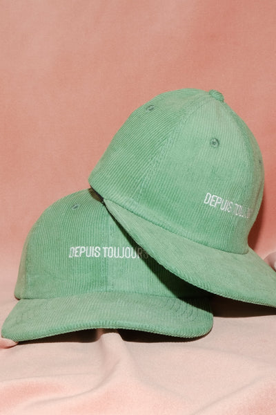 SUMMER CORDUROY HATS