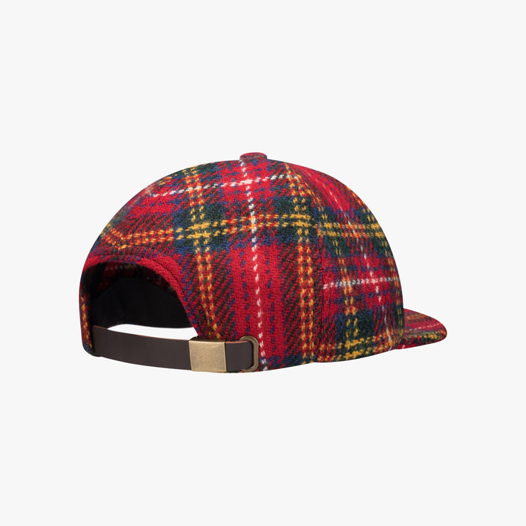 Harris Tweed Wool Hat - Royal Stewart Tartan