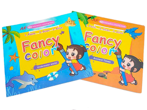 Fancy Color AR Book