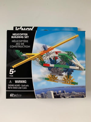 Little Engineer - K'NEX Helicopter