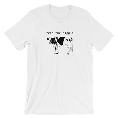 Free The Nipple Short-Sleeve T-Shirt