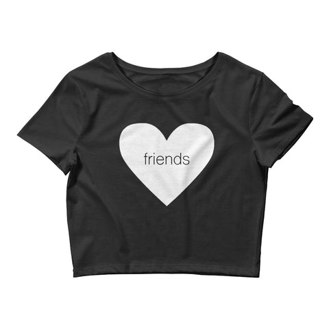 Best Friends Crop Top
