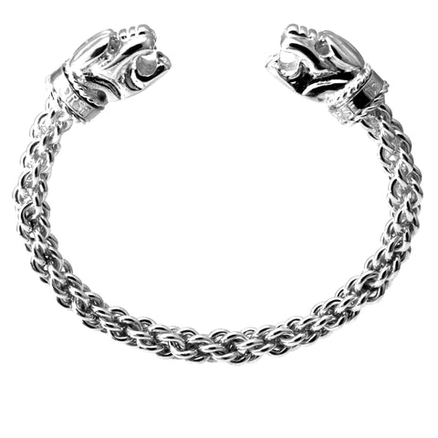 Silver Freya's Arm Ring