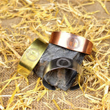Rune shield cuff (Younger Futhark)