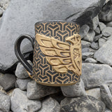 Hugin and Munin mug